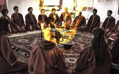 Can Benet Vives meditación