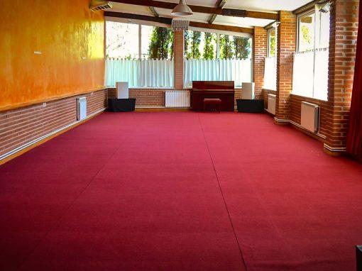 Moreres Hall